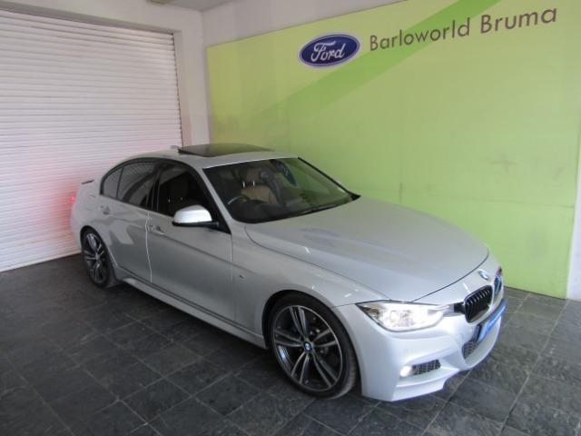 BMW 330D M SPORT A/T (F30) (2015-8) - (2019-3)