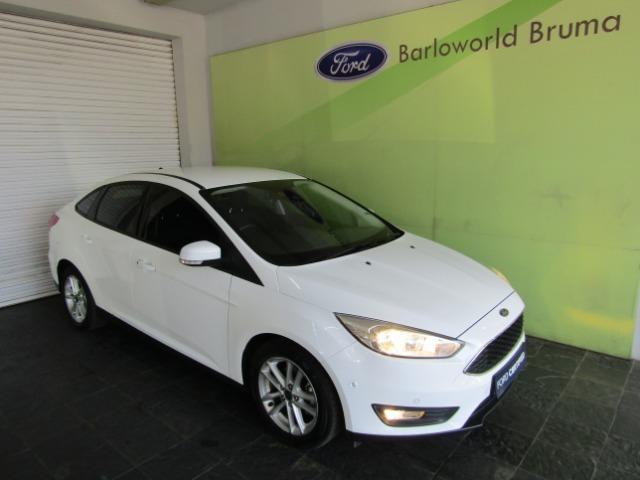 FORD FOCUS 1.5 ECOBOOST TREND A/T White