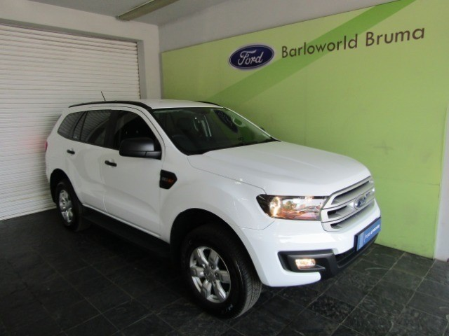 FORD EVEREST 2.2 TDCi  XLS 4X4 (2016-10) - (2019-4)