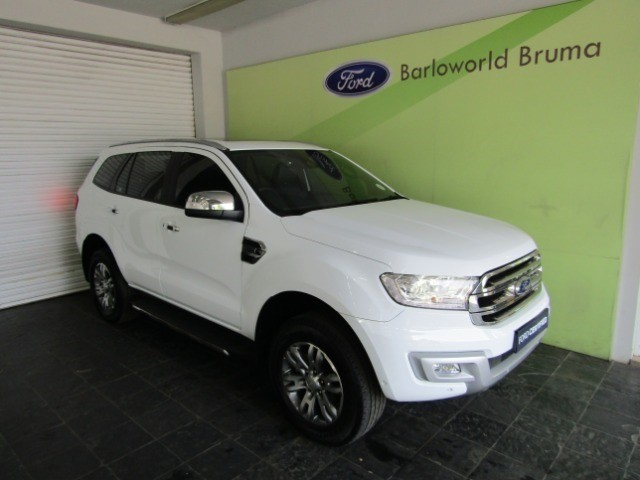 FORD EVEREST 3.2 TDCi LTD 4X4 A/T (2015-9) - (2019-4)