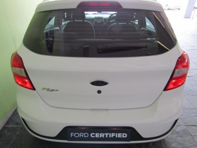 FORD FIGO 1.5Ti VCT TREND A/T (5DR) White