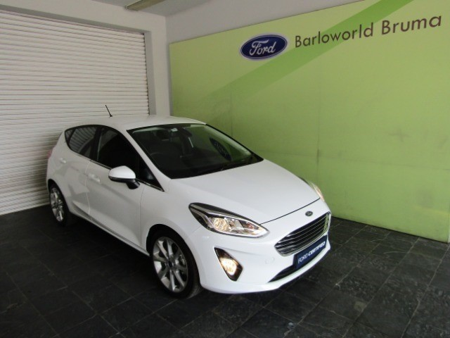 FORD FIESTA 1.0 ECOBOOST TITANIUM A/T 5DR