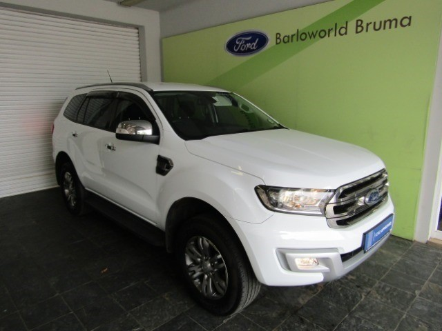 FORD EVEREST 2.2 TDCi  XLT A/T (2016-10) - (2019-4)