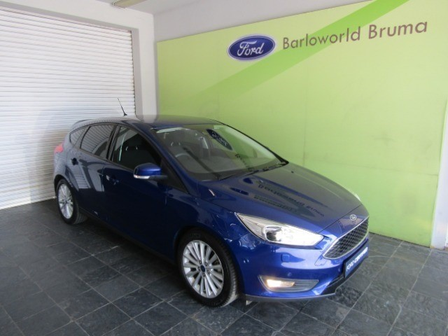 FORD FOCUS 1.0 ECOBOOST TREND A/T 5DR (2015-11) - (2018-12)