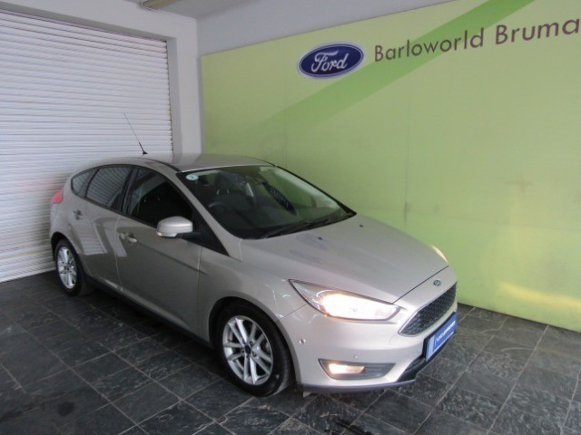 FORD FOCUS 1.5 ECOBOOST TREND A/T 5Dr (2015-3) - (2018-12)