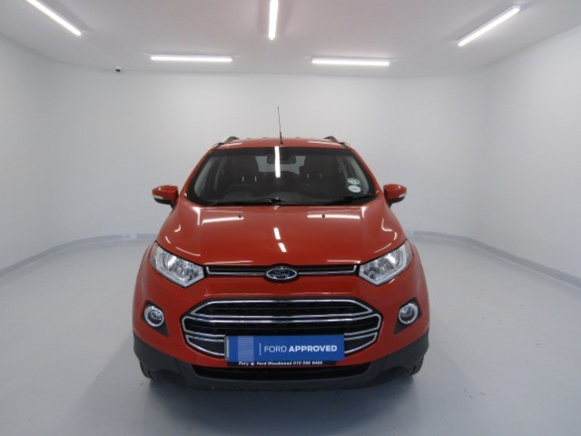 2018 FORD ECOSPORT 1.5TiVCT AMBIENTE