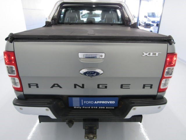 2013 FORD RANGER 3.2TDCi XLT 4X4 P/U D/C