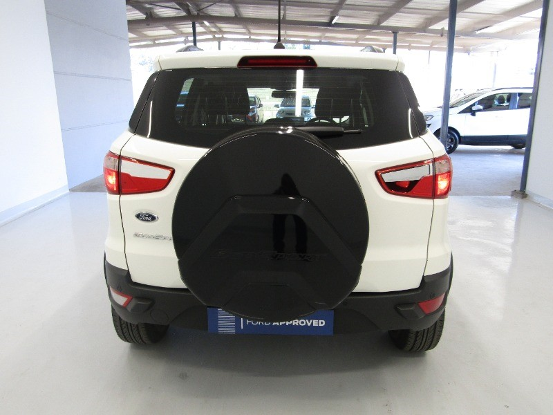 2021 FORD ECOSPORT 1.5TiVCT AMBIENTE A/T