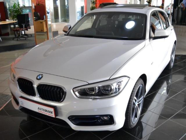 BMW 120i SPORT LINE 5DR A/T (F20)