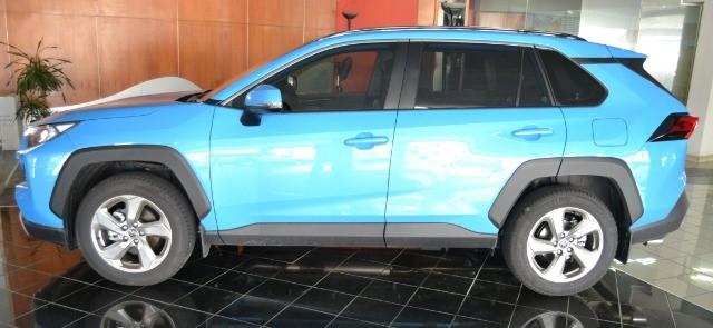 TOYOTA RAV4 2.0 GX-R CVT AWD Caribbean Blue