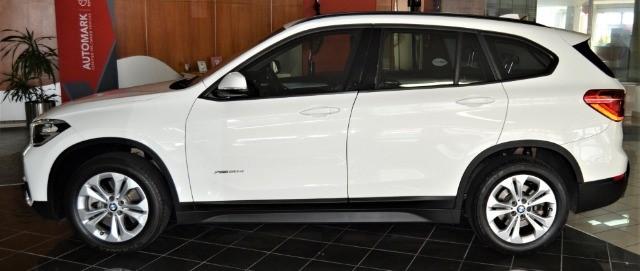 2017 BMW X1 xDRIVE20i xLINE A/T (F48)