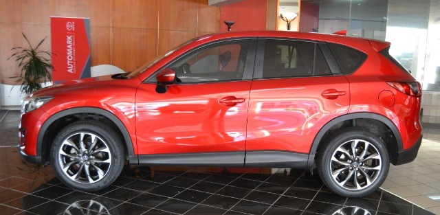 2016 MAZDA CX-5 2.0 DYNAMIC