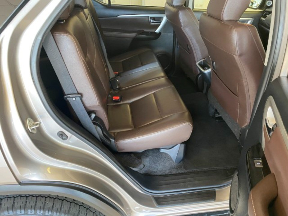 2016 TOYOTA FORTUNER 2.8GD-6 4X4