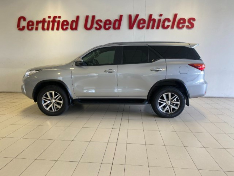 2020 TOYOTA FORTUNER 2.8GD-6 R/B A/T