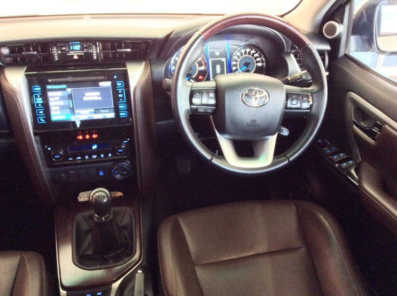 2018 TOYOTA FORTUNER 2.8GD-6 4X4
