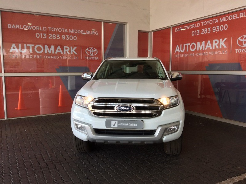 2018 FORD EVEREST 2.2 TDCi  XLT A/T