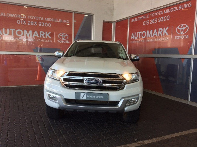 2016 FORD EVEREST 3.2 TDCi XLT 4X4 A/T