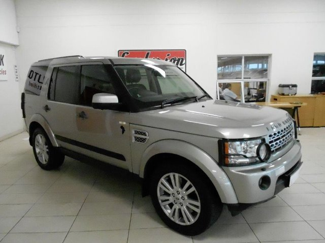 LAND ROVER DISCOVERY 4 5.0 V8 HSE (2009-10) - (2014-7)