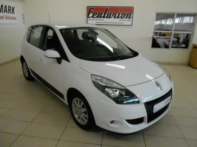 RENAULT SCENIC III 1.6 EXPRESSION (2009-9) - (2012-5)