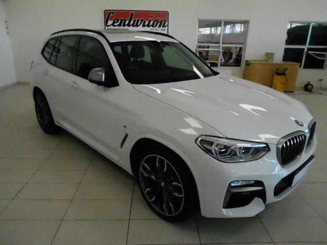 BMW X3 xDRIVE M40i (G01)