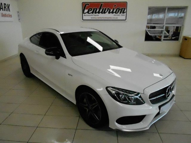 MERCEDES-BENZ AMG C43 COUPE  (2016-7) - (2018-8)