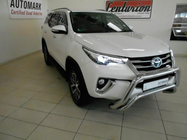 TOYOTA FORTUNER 2.8GD-6 4X4