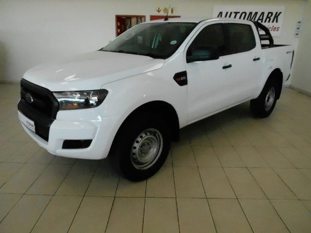 FORD RANGER 2.2TDCi XL P/U D/C Winter White