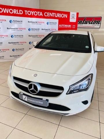 MERCEDES-BENZ CLA220d URBAN A/T (2016-6) - (2019-5) White