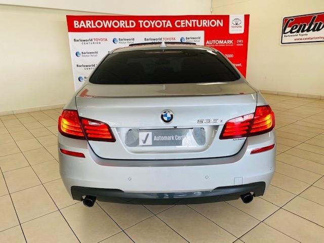 2016 BMW 535i M SPORT A/T (F10)