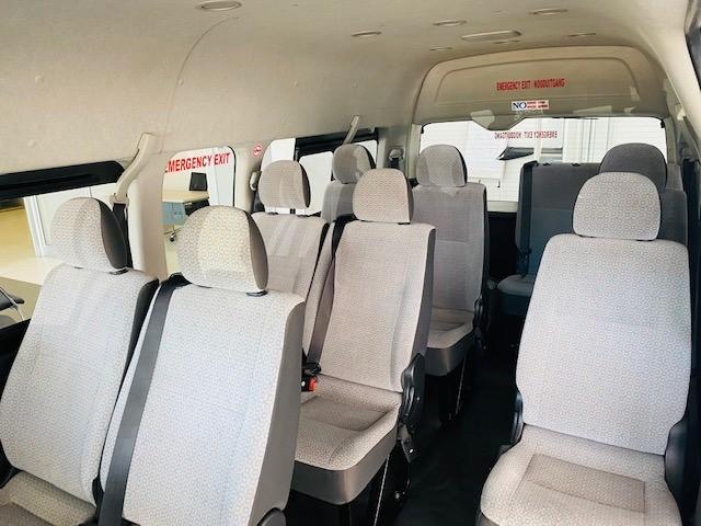 2018 TOYOTA QUANTUM 2.5 D-4D 14 SEAT