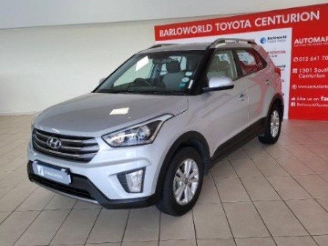 2018 HYUNDAI CRETA 1.6D EXECUTIVE A/T
