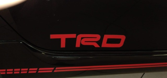 2011 TOYOTA AURIS 1.6 TRD