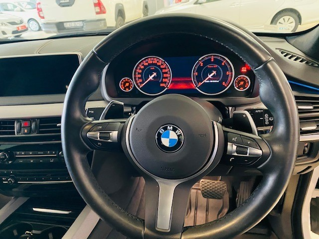 2018 BMW X5 M50d (G05)