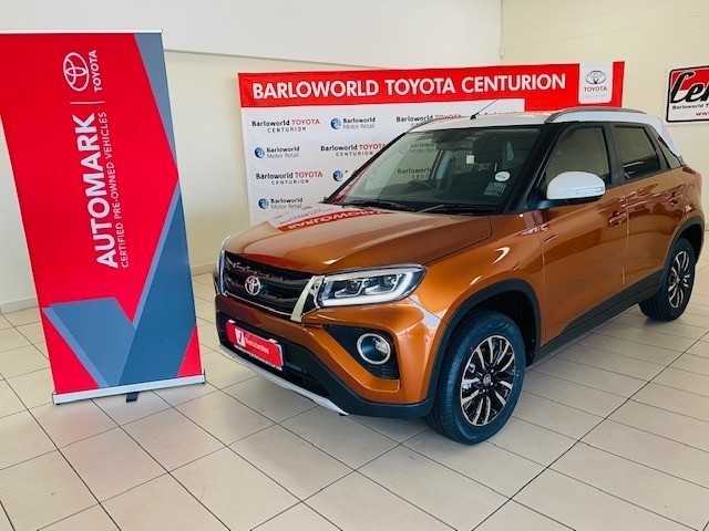 2021 TOYOTA URBAN CRUISER 1.5XR