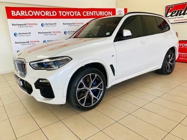 2020 BMW X5 xDRIVE30d M SPORT (G05)