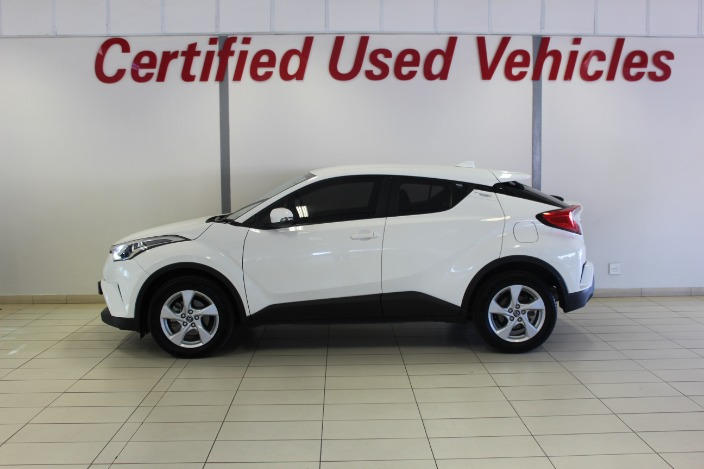 TOYOTA C-HR 1.2T PLUS White