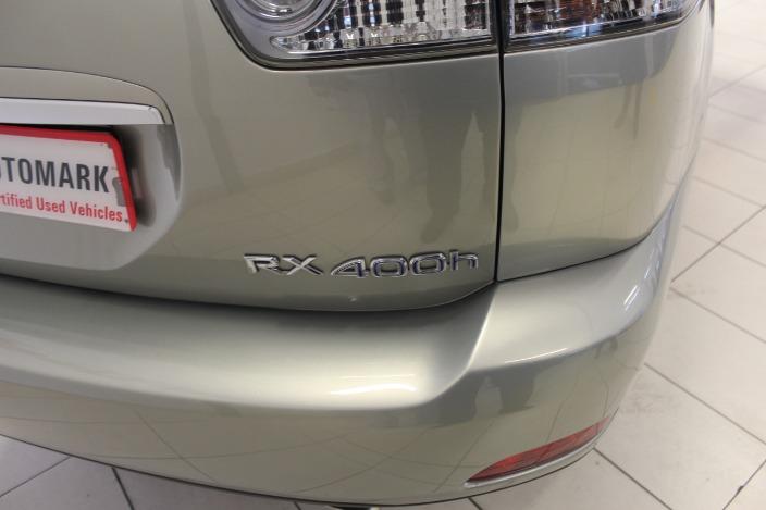 LEXUS RX 400h (2008-9) - (2009-7) Green