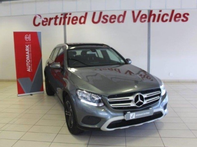 MERCEDES-BENZ GLC 220d (2015-7) - (2019-6)