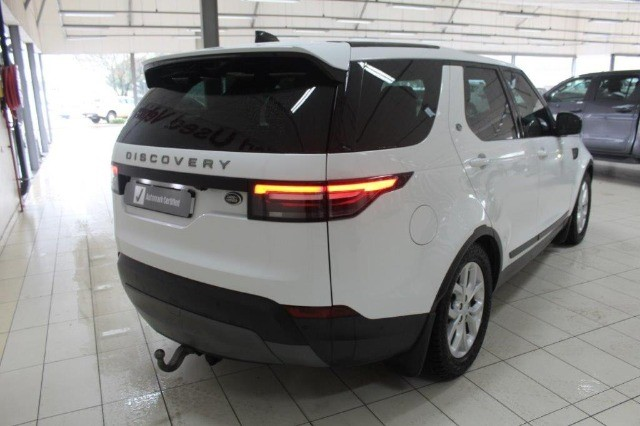 2018 LAND ROVER DISCOVERY 3.0 TD6 S
