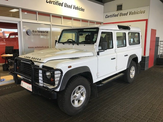 LAND ROVER DEFENDER 110  2.2D S/W