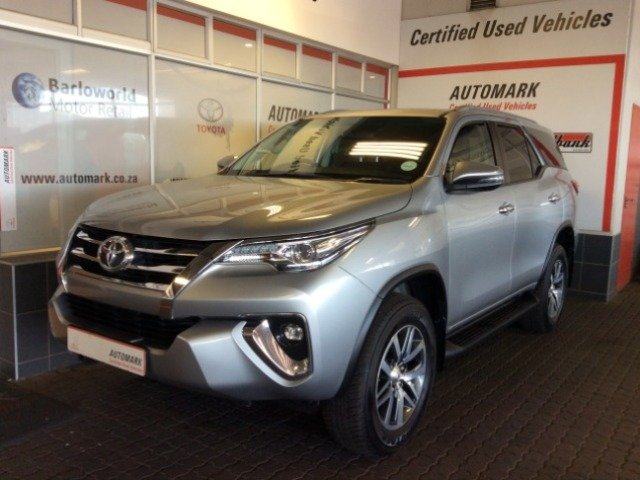 TOYOTA FORTUNER 2.8GD-6 4X4 A/T