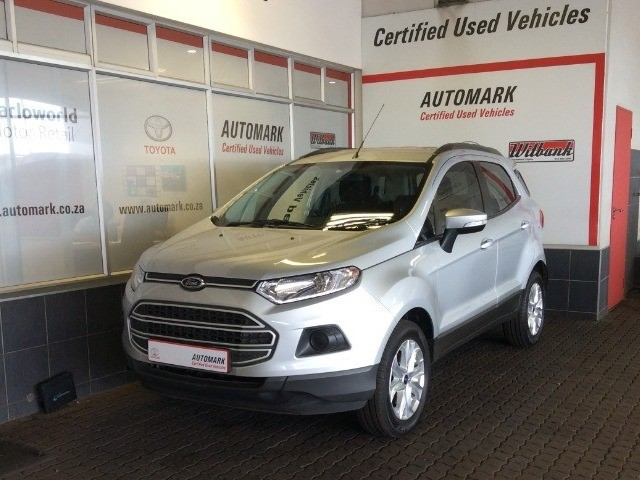 FORD ECOSPORT 1.0 ECOBOOST TREND (2013-7) - (2018-6)