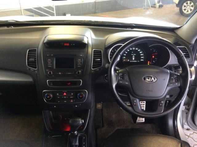 2015 KIA SORENTO 2.2D AWD A/T 7 SEAT EX