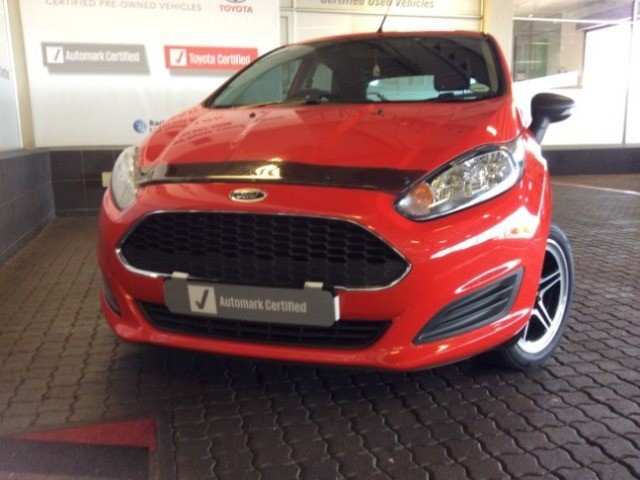 2018 FORD FIESTA 1.4 AMBIENTE 5 Dr