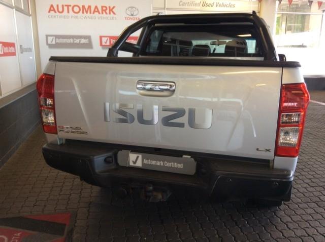 2015 ISUZU KB 300 D-TEQ LX A/T P/U D/C