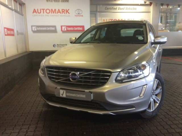 VOLVO XC60 D4 MOMENTUM GEARTRONIC (DRIVE-E) (2015-6) - (2018-5) Gold
