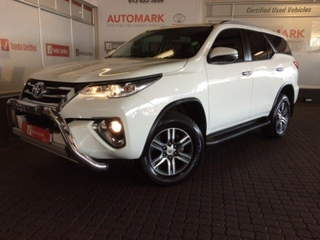 TOYOTA FORTUNER 2.4GD-6 R/B (2016-3) - (2020-10)