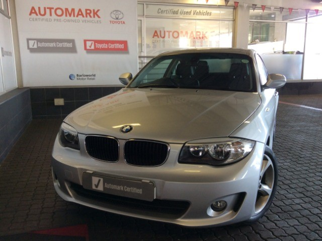 2012 BMW 120d COUPE A/T