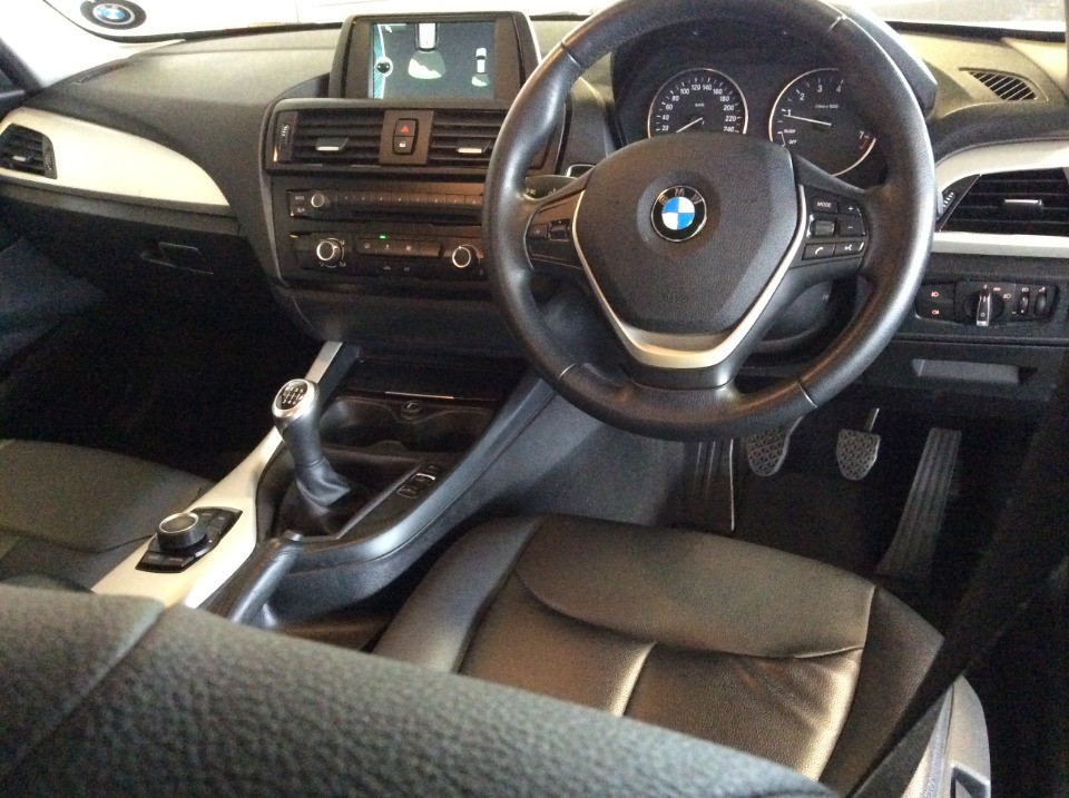 2013 BMW 116i 5DR (F20)