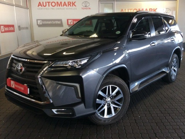 TOYOTA FORTUNER 2.8GD-6 4X4 A/T (2016-3) - (2020-10)